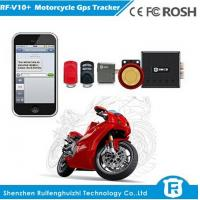 Wholesale motorcycle anti-theft gps tracker & alarm  built-in sim card track anywhere anytime from china suppliers