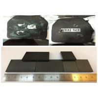 Wholesale Ceramic Ballistic Armour Plates / Silicon Carbide Ceramic Tiles For Understanding Armor Plate from china suppliers