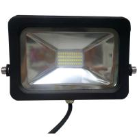 Wholesale White black shell cob led flood light 50w led floodlight 5000lm 30000H Lifetime from china suppliers
