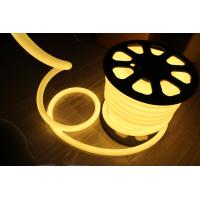 Wholesale energy efficiency 24v 25mm 360 degree round warm white ip67 led neon flex lights ribbon from china suppliers