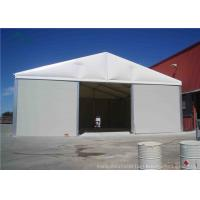 Wholesale 20*40m Waterproof Warehouse Tents Solid Wall Portable Canopy Events from china suppliers