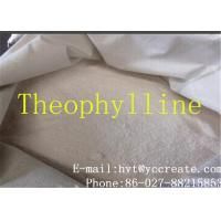 Quality Bronchodilator Theophylline Anhydrous CAS 58-55-9 Pharmaceutical Intermediates for sale