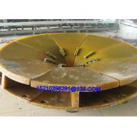 Wholesale Mining Equipment parts Ball Mill Wear resistant  polyurethane Rubber Liner from china suppliers