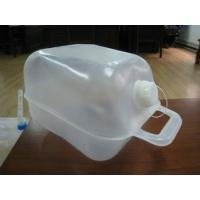 Buy cheap 20L 5 Gallon Collapsible Floating Container For Swimming, Soft Collapsible Water Container from wholesalers