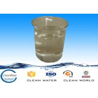 Wholesale Solid Content ≥ 40% Flocculant Poly Dadmac Dynamic Viscosity 8000-12000 Colorless Or Light Color Liquid from china suppliers