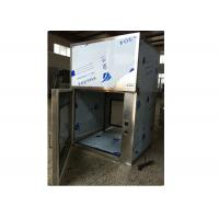 Wholesale DOP Dynamic Air Shower Pass Box For Biological Pharmaceutical , ISO from china suppliers