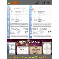 XGC LIT FURNITURE CO.,LTD Certifications