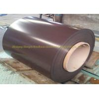 Wholesale Cold Rolled Prepainted Galvanized Steel Coil For Minerals / Metallurgy from china suppliers