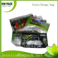 Wholesale custom design perforated grape protection bag from china suppliers