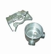 Buy cheap Electronics Aluminium Gravity Permanent Mold Casting Powder Coating from wholesalers