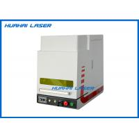 Wholesale Full Enclosure Fiber Laser Marking Machine With Rotary Fixture For Jewelry Rings Bangles from china suppliers