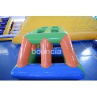 40mX 10m Pool Inflatable Floating Obstacle Course For Children Games