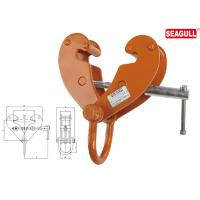 Wholesale hand operated Beam Clamp Lifting Clamps shackle type for construction use from china suppliers