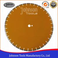 Wholesale SGS General Purpose Saw Blades / 500mm Diamond Saw Blade with Good Sharpness from china suppliers