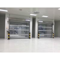 Wholesale Strong Wind - Bar Security Rolling Shutters 120mm * 120mm Dust - free Area from china suppliers