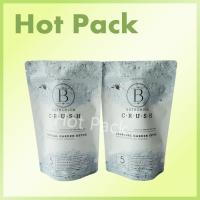 Wholesale Bathorium 600g Charcoal Garden Resealable Matte Ziplock Stand Up Bags from china suppliers