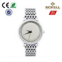 Wholesale 5ATM Waterproof Stainless Steel Wrist Watches , Japan Movement Unisex Wrist Watch from china suppliers