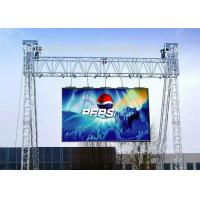 Wholesale HD Big P10 Led Moving Display Mobile Outdoor Led Video Wall  Panels from china suppliers