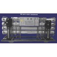 Wholesale Reverse Osmosis Pure Water Treatment Equipment from china suppliers