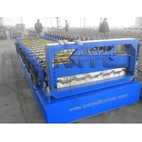 Wholesale Roof Panel Roll Forming Machine MXM1307 from china suppliers