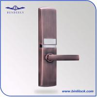 Quality CHINA Biometric Door Lock Factory -BENDERLY Fingerprint Password Card Key Lock for sale