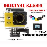 Wholesale SJ4000S Gopro Style Digital Video Camera 1080P Professional Camera For Outdoor Sports Cheap WI-FI Motorcycle Camera from china suppliers