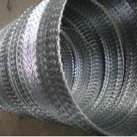 Wholesale Hot dipped galvanized razor barbed wire iron razor barbed wire from china suppliers