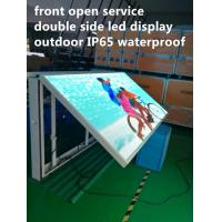 Wholesale Front Open Digital Led Billboard , Outdoor Programmable Led Signs from china suppliers