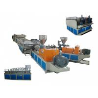 Wholesale 8mm - 25mm Construction Formwork Plastic Sheet Extruder Machine Waterproof from china suppliers