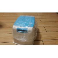 Wholesale Waterproof Disposable Pedicure Chair Liners Plastic Cover Strip / Round Style from china suppliers