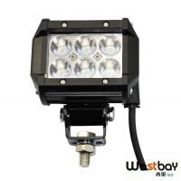 Buy cheap Light Bar LED 18W Spot Motorcycle Work ATV Off-Road Fog Driving from wholesalers