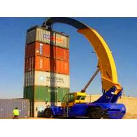 Wholesale CE Certification Automatic 20 - 25m Lifting Height Front Lifter Container Lifter from china suppliers