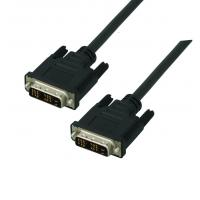 Wholesale DVI Cable DVI Male to DVI Male (Gold or Nicel plated) from china suppliers