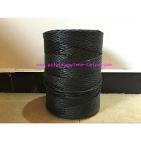 Wholesale Black Polypropylene Cable Filler Yarn High Strength Environmentally Friendly from china suppliers