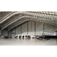 Wholesale Customized Prefabricated Steel Aircraft Hangars With 26 Gauge Steel Tiles from china suppliers