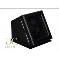 Wholesale Watch Winder Station / Single Watch Winder Box For 2 Automatic Watches Women from china suppliers