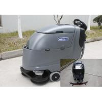 Wholesale Professional Industrial Floor Cleaning Machines , Hard Floor Scrubbing Machines from china suppliers