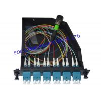 Wholesale LGX MPO Cassette 12Core With MPO- LC Patch Cord For Fiber Telecoms from china suppliers