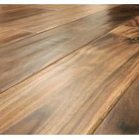 Wholesale Acacia solid Wood Flooring, small leaf Acacia, handscraped surface,ABCD grade from china suppliers