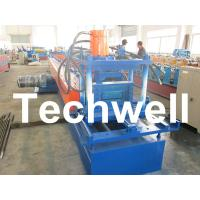 Wholesale Steel C Channel / C Profile / Lip Channel Roll Forming Machine TW-C300 from china suppliers