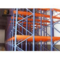 Buy cheap Steel 100kg-120kg / Layer Powder Coated Easy Assemble Stacking Shelves from wholesalers