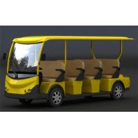 Wholesale High End 48V Battery Pure Electric Tour Bus Wiht 11 Seats For Hotel / Resorts from china suppliers
