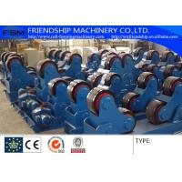 Wholesale Conventional Turning Roll Tank Welding Rotators Conventional Welding Rotator from china suppliers