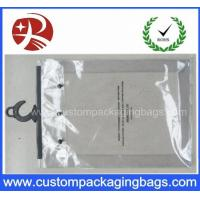 Buy cheap Promotion Clear Pvc Bags , Fahionable Pvc Plastic Bag Environment Friendly from wholesalers