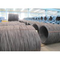 Wholesale Low Porosity Susceptibility H13CrMoA Hot Rolled Wire Rod In Coils from china suppliers