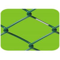 Wholesale Sport Field Plastic Coated Chain Mesh , 9 Gauge for Playground from china suppliers