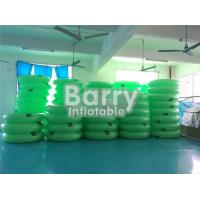 Wholesale Summer Pool Customized Inflatable Water Toys PVC Swimming Ring For Kids / Children from china suppliers