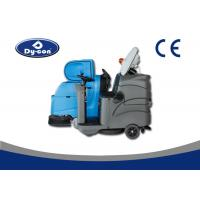 Wholesale Dycon Piloting Ground Cleaner Floor Scrubber Dryer Machine For Hospital And Airport from china suppliers