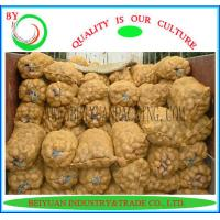 Buy cheap raschel mesh bag on rolls for Potato from wholesalers