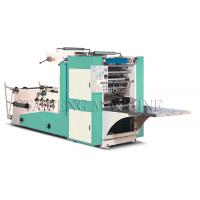 Buy cheap CE,ISO Certification Full Automatic High Speed V fold tissue paper folder from wholesalers